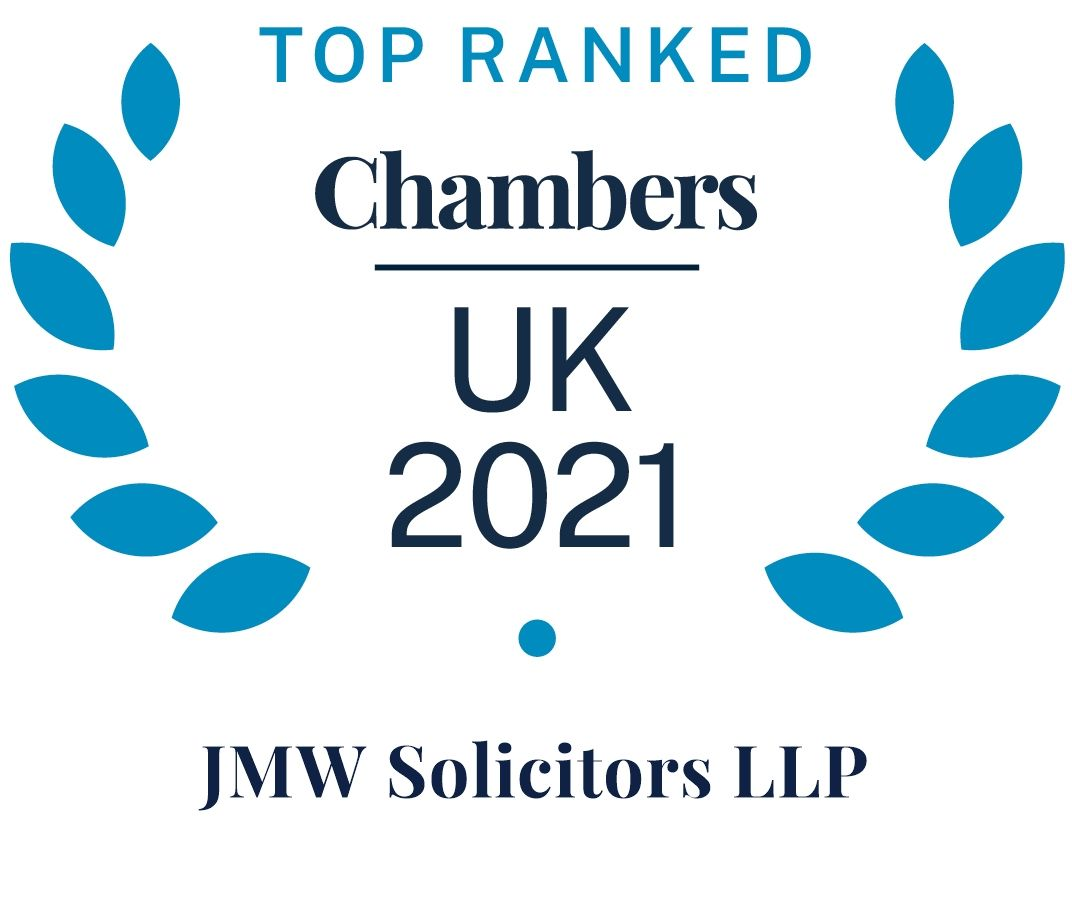 Chambers and Partners 2021 - Band 1