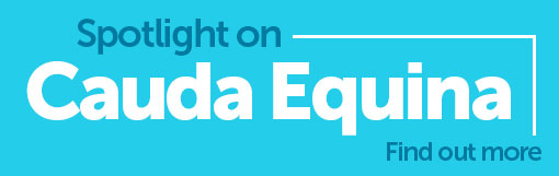 Spotlight on Cauda Equina Banner