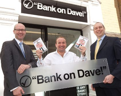 Bank Of Dave Press Release Image