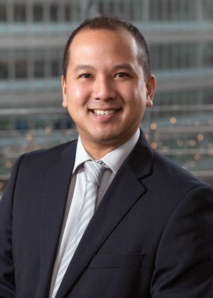 Ronnie Tan received praise from a client who suffered following a delay in diagnosis of a distal radial fracture