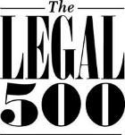 Legal 500 2014 - top tier ranking